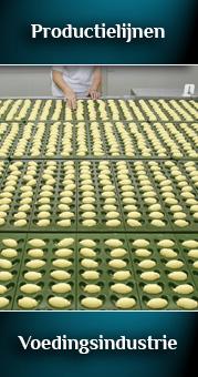 Productielijnen bakkerij